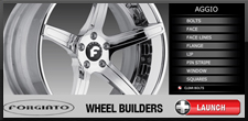 Forgiato Wheel Configurator