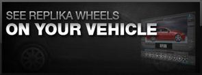 Replika Wheel Configurator